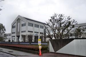 2人が相次いで死亡した茨城県牛久市の入管施設。(撮影/牛久入管収容所問題を考える会)