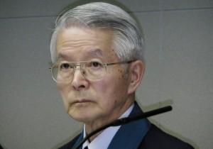 勝俣恒久元東電会長は事実を話しているのか。(撮影/畠山理仁)