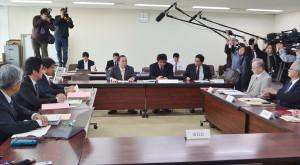 検証委は今後論点を整理し、7月に結果を報告するとしている。2月6日=沖縄県庁。(撮影/横田一)