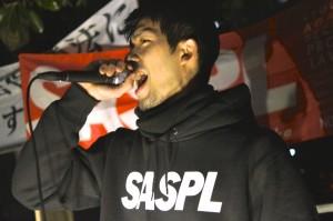もとやま じんしろう・1991年生まれ(23歳)。国際基督教大学・教養学部4年生。SEALDs・辺野古で活動する学生団体「ゆんたくるー」メンバー。